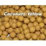 Volcano Baits Coconuts-Yellow