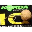 Korda IQ2 / IQ Xtra Soft 20 lbs/0,47 mm - 20 m Spule